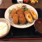 大須メンチ - スペシャルメンチ定食 1,680円