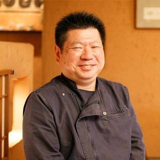 中島潤氏(ナカジマジュン)─究極のつゆを追い求めた蕎麦職人