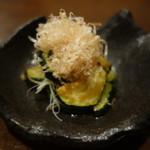 蕎麦.酒 十限無 - 料理写真:ズッキーニの揚げ浸し