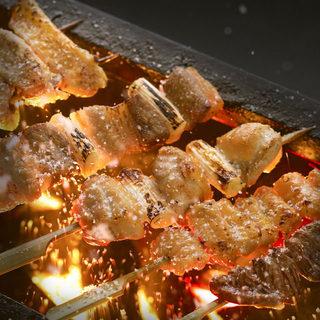 ブランド地鶏『九州地鶏』が、2H飲放付3,000円で食べ放題