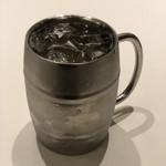 博多もつ処 浜や - 氷の溶けないグラスにハイボール!