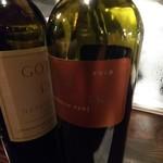 ビストロ クプレ - 赤ワイン