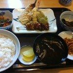 丸家 - 料理写真:550円ランチ