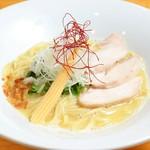 麺匠 金衛門 - 濃厚鶏蕎麦