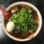 新福菜館 - 料理写真:中華そば(並) 700円