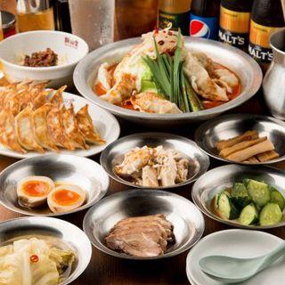 1日4組限定◆存分に堪能できる2h食べ飲み放題は2,980円