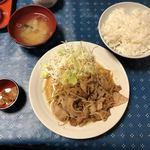 成山 - 生姜焼き