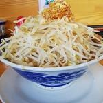 ガジロー - 味噌の小結300gトッピング普通
