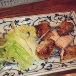 ひさご - 焼き鳥塩(250円)