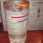 ひさご - 酎ハイ(290円)
