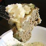 コルティーレ - ソースがハンバーグの旨みを引き立てて、とても美味しかったです
