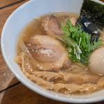 武麗舞 - 料理写真:淡麗(たんれい)鹽旨(しほうま)特製(とくせい)