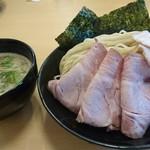 87870428 - 【魚介豚骨特製つけそば】税込¥1,000