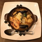 ベーカリーレストラン サンマルク - ブイヤベース
