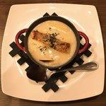 ベーカリーレストラン サンマルク - はまぐりと白身魚の食べるクラムチャウダー