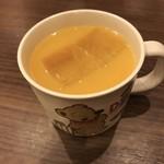 ベーカリーレストラン サンマルク - お子様オレンジジュース