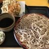 味奈登庵 - 料理写真:盛りそば&かき揚げ