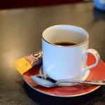 デュエット - 【[10食限定]特製カレー@税込800円】コーヒー