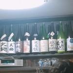丸忠かまぼこ店 - 日本酒各種