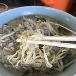樺太屋 - 麺アップ