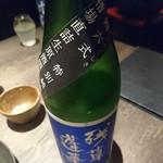 日本酒と創作懐石 ちょこっと -