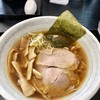 まるご食堂 - 料理写真:煮干しラーメン670円