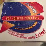 87877431 - ソフトサラミソーセージのピザ