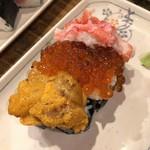 87877884 - お寿司 ネタが凄いね