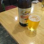 みのや - ドリンク写真:瓶ビール