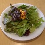 アスト - ランチのサラダ