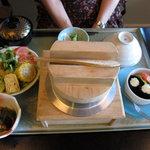 和 - 釜飯膳 1600円