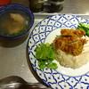 カオマンガイキッチン - 料理写真:ダブルカオマンガイ