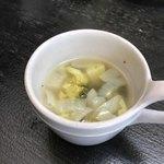 87880687 - ブロッコリーのスープ
