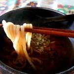 慶屋 - カレーうどん