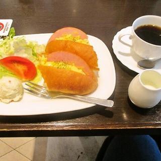 葦 - 料理写真:ハムタマゴドック ブレンド