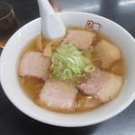 会津喜多方ラーメン 坂内 - 料理写真:「喜多方ラーメン」