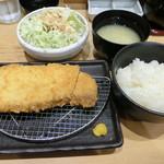 イマカツ - ロースカツ膳1240円