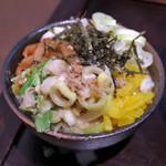 麺屋すみか - お茶漬け風ランチ