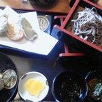 Tonosansoba - 殿さんそば定食