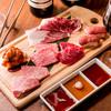 USHIHACHI - 料理写真:女性にうれしいセレブ盛り
