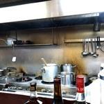 ウチョウテン - 厨房
