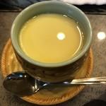 すし物語季の風 - お馴染みの茶わん蒸し