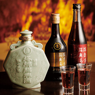 紹興酒にこだわる陳十年紹興酒(15度)