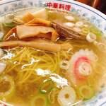 萬福食堂 - 料理写真:塩ラーメン
