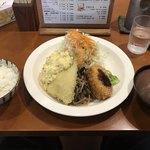 お多福食堂 - 料理写真: