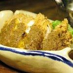 菩提樹 - 料理写真:特製かつカレー 新鮮なお肉お野菜を3日間じっくり煮込んで作る本格派カレーです。