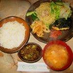 コッコロ - 料理写真:カレーを除く和食ランチバイキング全種