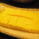 喰いしん坊太郎 - シンプルなダシ巻き卵焼き!おいしかった。