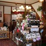 ミカドコーヒー - ミカドコーヒー 軽井沢旧道店