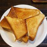 シャルマン - バタートースト